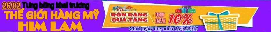 Banner quảng cáo khai trương