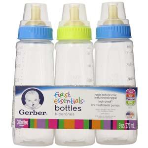 Bình sữa Gerber lốc 3