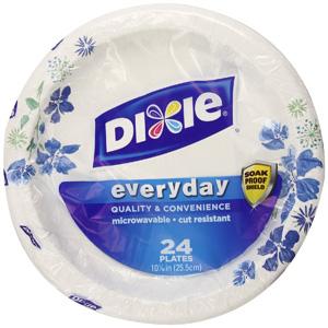 Đĩa giấy Diexie tách lẻ (50 cái/ lốc)