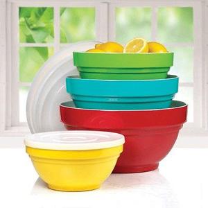 Bộ tô Melamine Bowl Set (4 cái/ lốc)