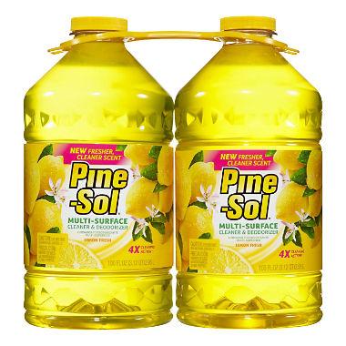 Nước Lau àn hương chanh Pine-Sol 2.95L (lốc 2)