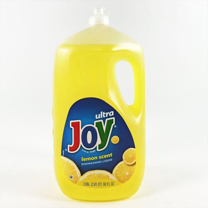 Nước rửa chén Joy Ultra lemon (2.66L/ chai)