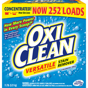 Bột tẩy tổng hợp Oxi Clean (5.31kg/ thùng)