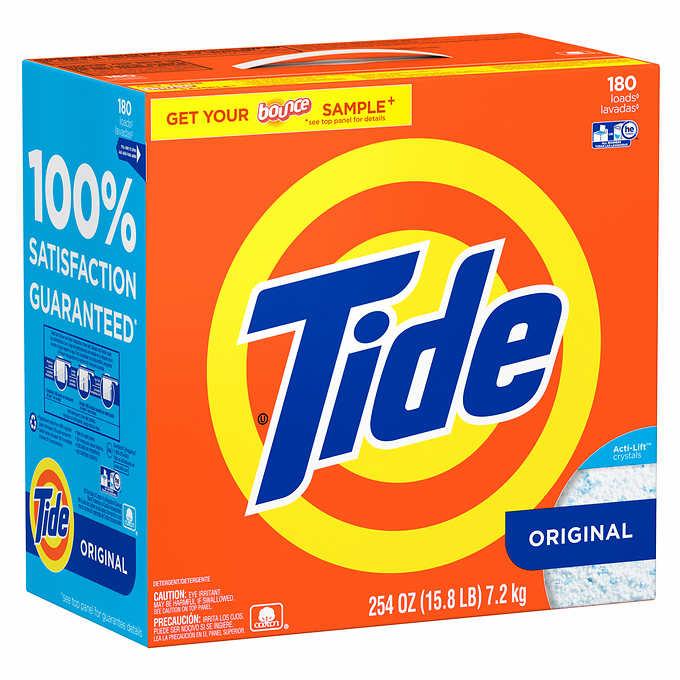 Bột Giặt Tide 7.2kg