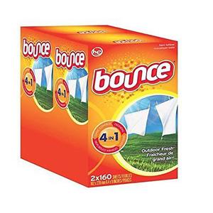Giấy thơm Bounce 320ct (2 x 160ct)