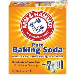 BỘT BAKING SODA DÙNG ĐỂ LAU CHÙI (227g/ hộp)