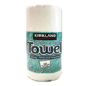 Khăn giấy cuộn Towels Kirkland (160 Tờ)