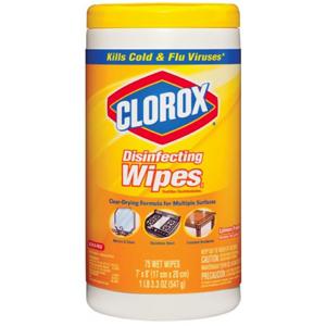Khăn giấy ướt Clorox (78 tờ/ hộp)
