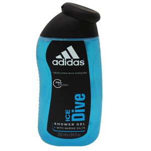 Gel tắm Adidas (250ml)