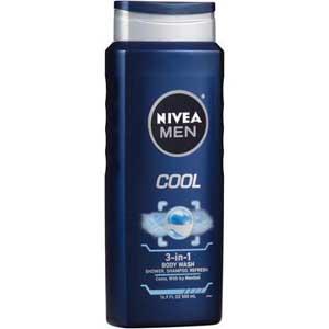 Sữa tắm - gội  Nivea men (500ml/ chai)