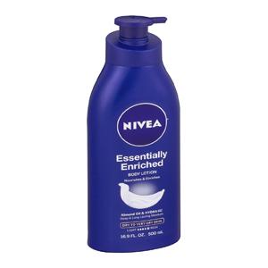 Kem dưỡng da Nivea Essentially Enriched (500ml/ chai)