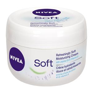 Kem dưỡng ẩm toàn thân Nivea Soft (192g/ hộp)