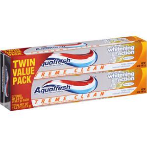 Kem đánh răng Aquafresh (2 hộp/ lốc)