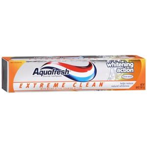 Gel đánh răng Aquafresh (121.6g/ chai)