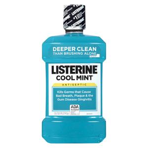 Nước súc miệng Listerine Cool mint (1.5L/ chai)