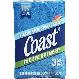 Xà bông cục Coast (3 cục/ lốc)