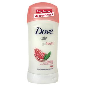 Sáp khử mùi Dove Go Fresh (74g/ chai)