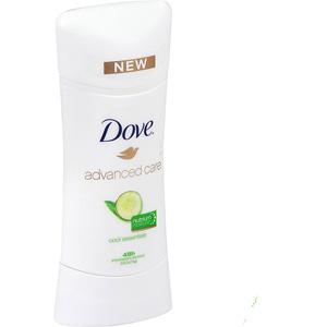 Sáp khử mùi Dove cool esentials (74g/ chai)