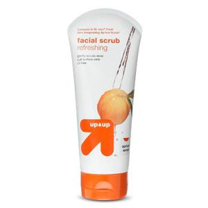 Sửa rửa mặt Up & Up Facial Scrub Refreshing (170g/ tuýp)