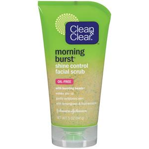 Sửa rửa mặt Clean & Clear morning burst (141g/ tuýp)