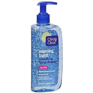 Sửa rửa mặt Clean & Clear morning burst (240ml/ chai)
