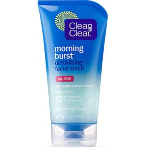 Sữa rửa mặt Clean & Clear morning burst (141g/ tuýp)