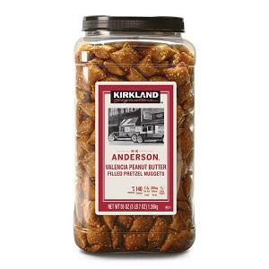 Bánh bơ đậu phộng Kirkland (1.56kg/ hộp)