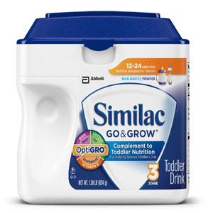 Sữa Similac Go Grow (624g/ hộp)