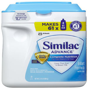 Sữa Similac Advance (964g/ hộp)