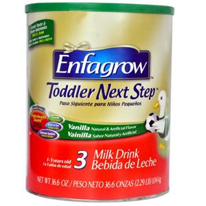 Sữa Enfagrow Toddler Next Step 1 đến 3 tuổi (1.04kg)