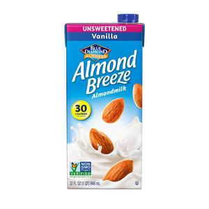 Sữa tươi hạnh nhân Blue Diamond (946ml/ hộp)