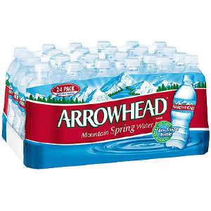 Nước suối Arrow Head (35 chai/ lốc)