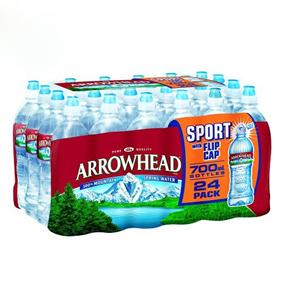 Nước suối Arrowhead 700ml (24 chai/ lốc)