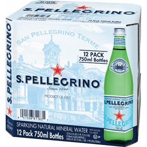 Nước khoáng Spellecrino (12 chai/ lốc)