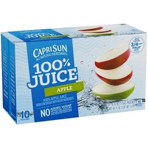 Nước ép trái cây Caprisun - Apple (Thùng 10)