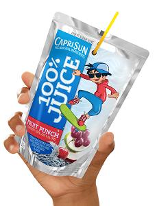 Nước ép trái cây Caprisun (177ml/ bịch)