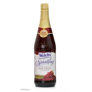 Nước ép nho đỏ có ga Welch