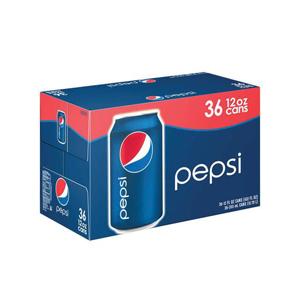 Nước ngọt Pepsi (36 lon/ thùng)