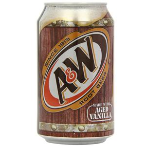 Nước ngọt xá xị AW (355ml)