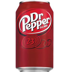 Nước ngọt Dr Pepper (355ml/ lon)