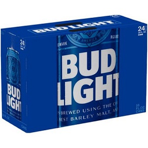 Bia Bud Light Trade Mark (24 chai/ lốc)