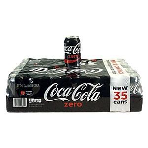 Nước ngọt Coca Cola Zero (Lốc 35)