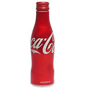 Nước ngọt Coca Cola (251ml/ chai)