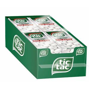 Kẹo Tic Tac lốc freshmints (12 hộp/ lốc)