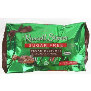 Chocolate Russell Stover Free Sugar (284g/ bịch)