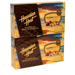 Chocolate Hawaiian Host 454g (Lốc 2)