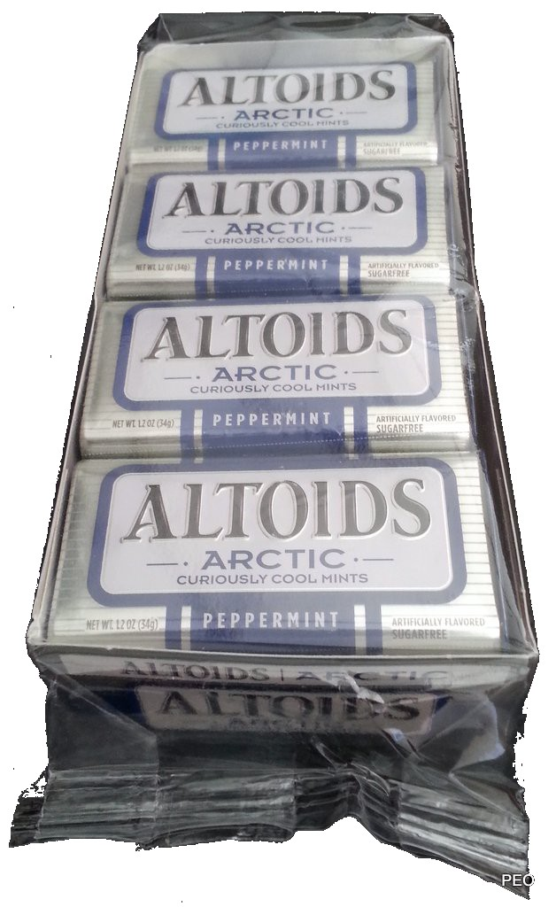 Kẹo ngậm altoids (34g/ hộp)