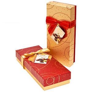 Chocolate Belgian Luxury Kirkland 570g (48 viên)