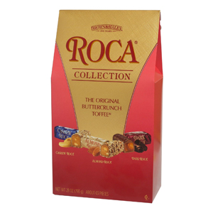 Kẹo Almond Roca Brown Haley (793g/ bịch)