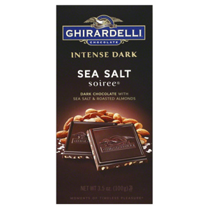 Chocolate đắng Ghirardelli (100g/ thanh)